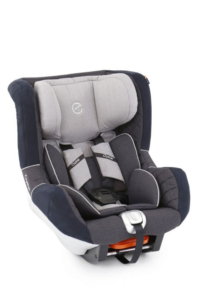 Oyster Carapace i-size Toddler Car Seat